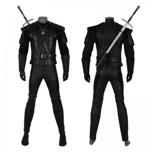 The Witcher Cosplay Costume
