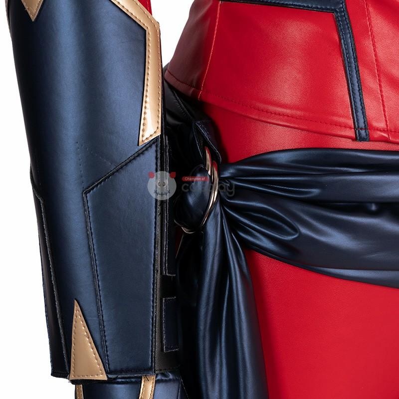 Captain Marvel Costumes Avengers Endgame Carol Danvers Cosplay Costumes