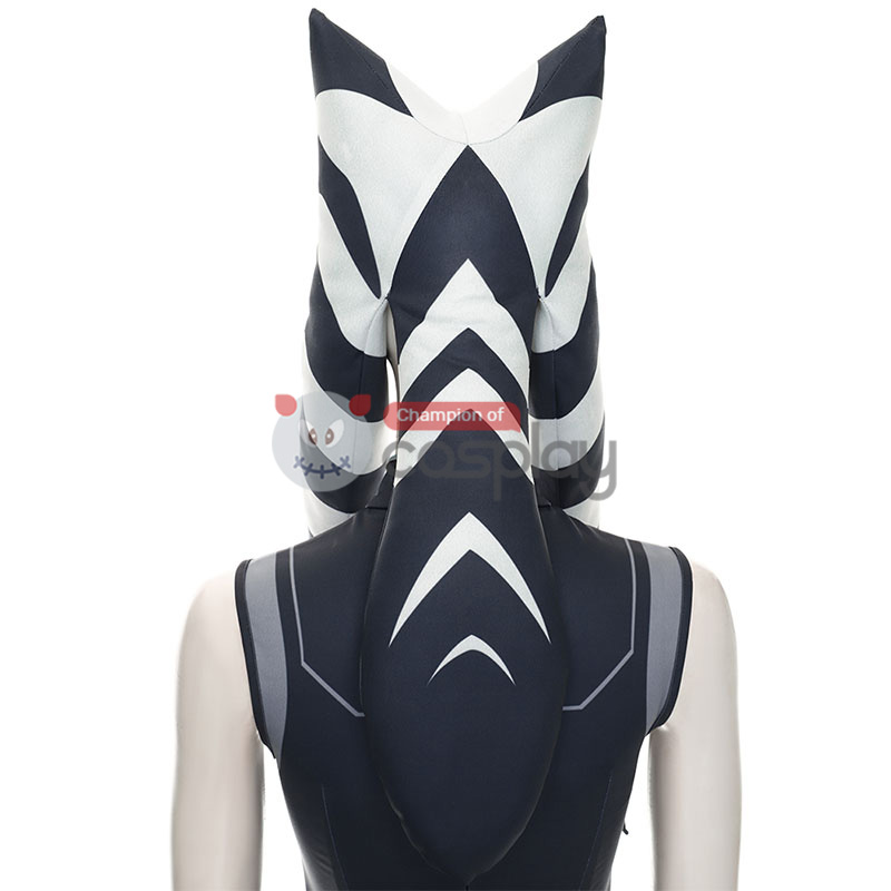 Ahsoka Tano Costumes Star Wars The Clone Wars Cosplay Costume