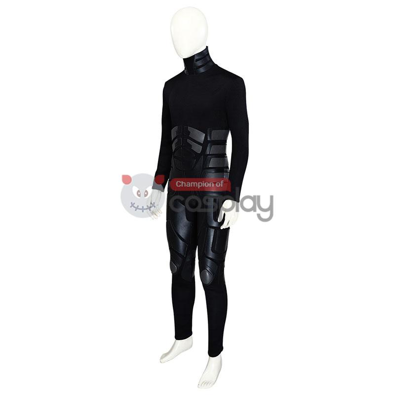 Bruce Wayne Costume The Dark Knight Batman Cosplay Costume