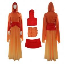 Padme Amidala Costume Star Wars Queen Amidala Costume Cosplay