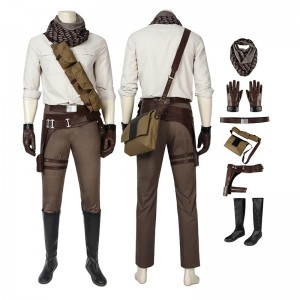 Star Wars 9 The Rise of Skywalker Costume