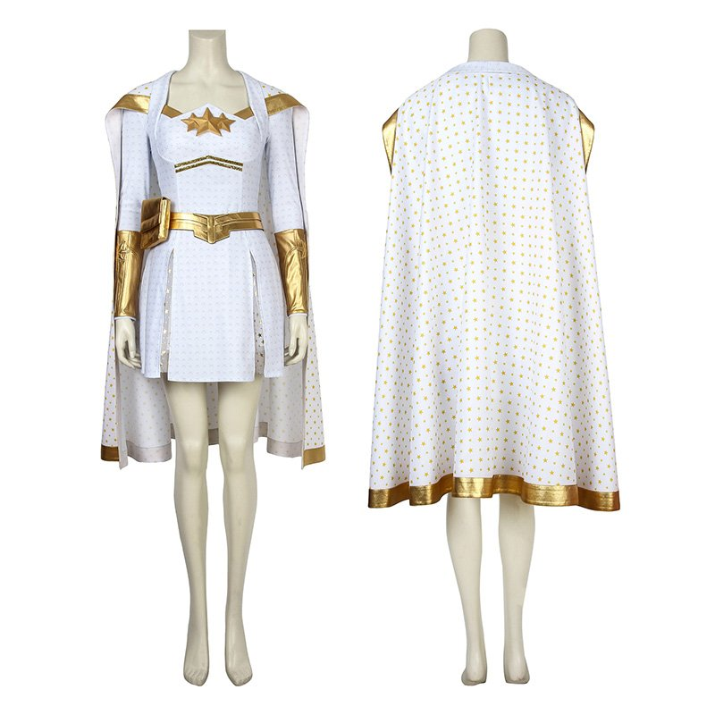Starlight Annie January Costumes The Boys Season 1 Cosplay Costumes