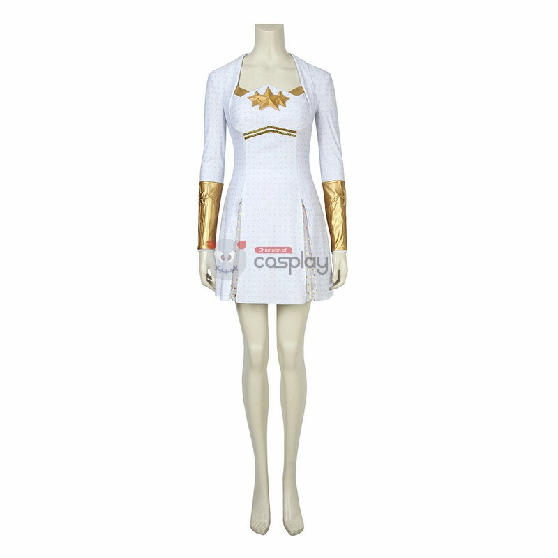 Starlight Annie January Costumes The Boys Season 1 Cosplay Costumes