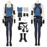 Resident Evil 3 Remake Jill Valentine Cosplay Costume