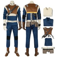 Cal Kestis Costume Star Wars Jedi Fallen Order Cosplay Costume
