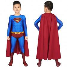 Kids Superman Jumpsuit Superman Returns Superman Clark Kent Cosplay Costume
