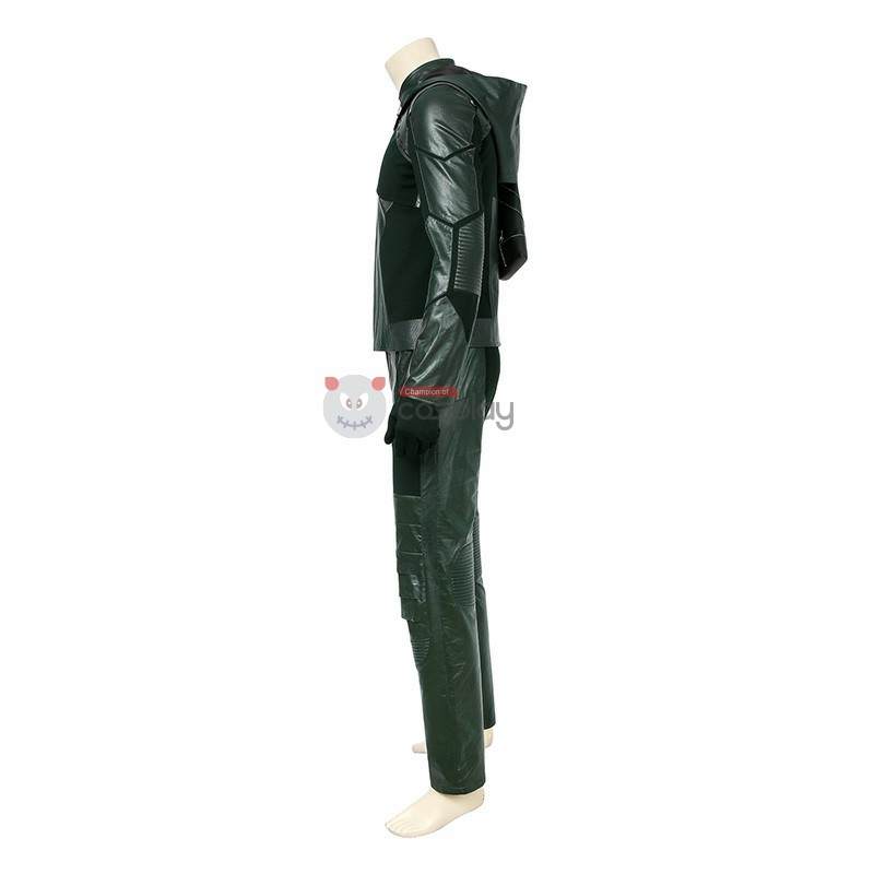 Arrow Costumes Season 8 Arrow Oliver Queen Cosplay Costumes