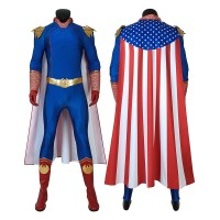 Homelander Costume John The Boys Cosplay Costumes