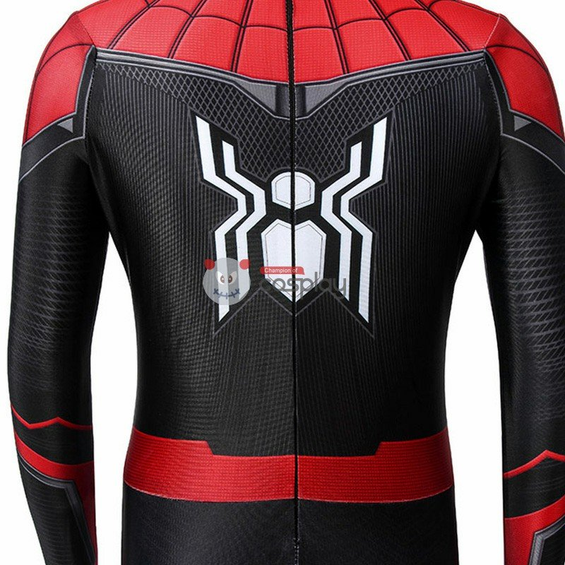 Kids Spider Man Costumes Peter Parker Spider-Man Far From Home Cosplay Costumes