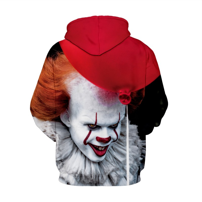 It Chapter Two Pennywise Halloween Long Sleeve Hoodies