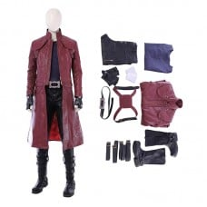DMC5 Dante Costume Dante Jacket Full Set Cosplay Costumes