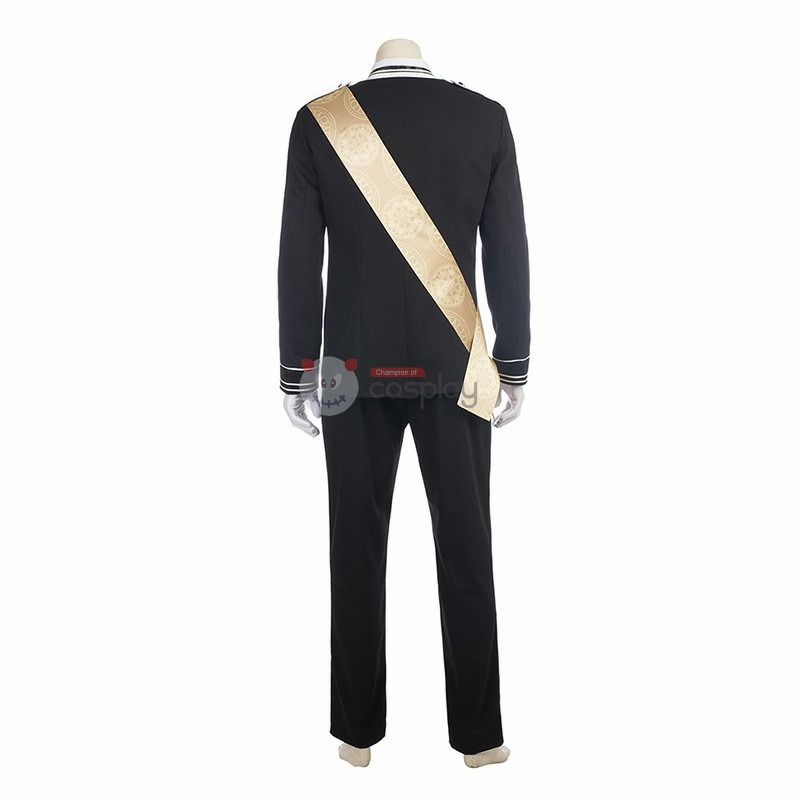 Final Fantasy 15 Prince Noctis Lucis Caelum Cosplay Costume