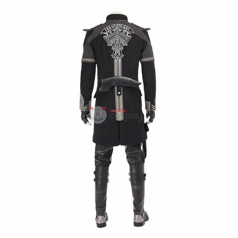 Final Fantasy 15 King's Sword Knicks Cosplay Costume