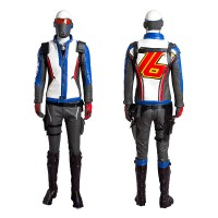 Top Level Overwatch Soldier 76 Jack Morrison Cosplay Costume