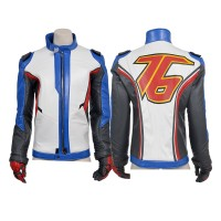 Top Level Overwatch Soldier 76 Coat Jacket Jack Morrison Cosplay Costume