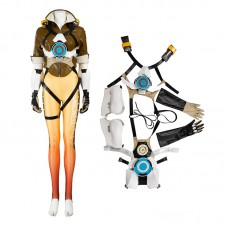 Top Level Overwatch Tracer Lena Oxton Cosplay Costume