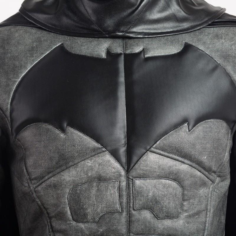 Justice League Outfits Batman Cosplay Costume DC Hero Bruce Wayne Costume