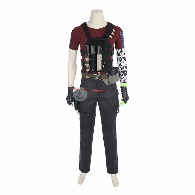 Top Level Nathan Summers Cable Deadpool 2 Cosplay Costume