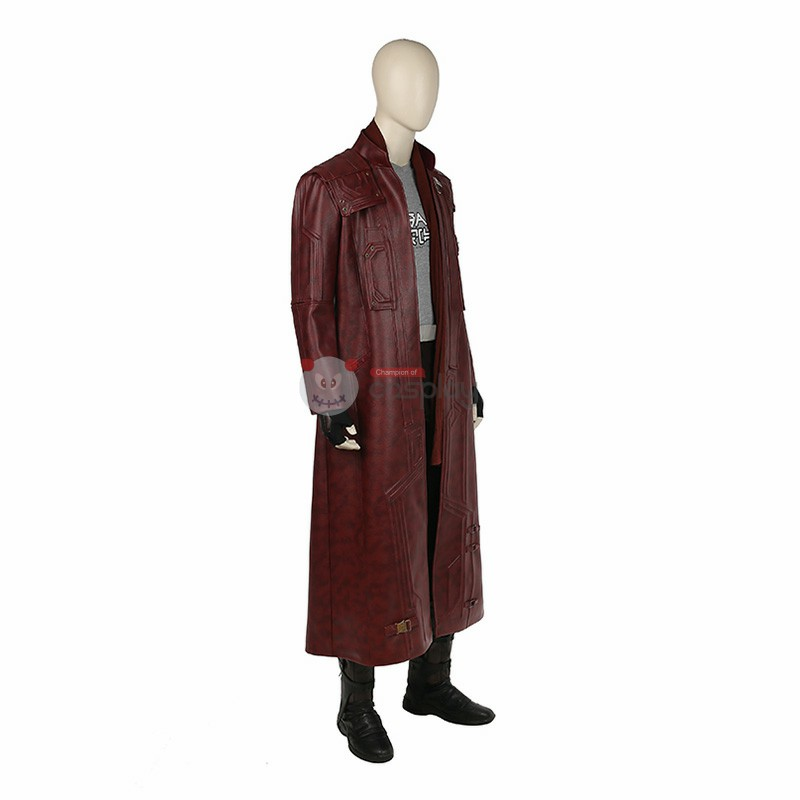 Star Lord Costume Guardians of The Galaxy 2 Cosplay Costumes Top Level