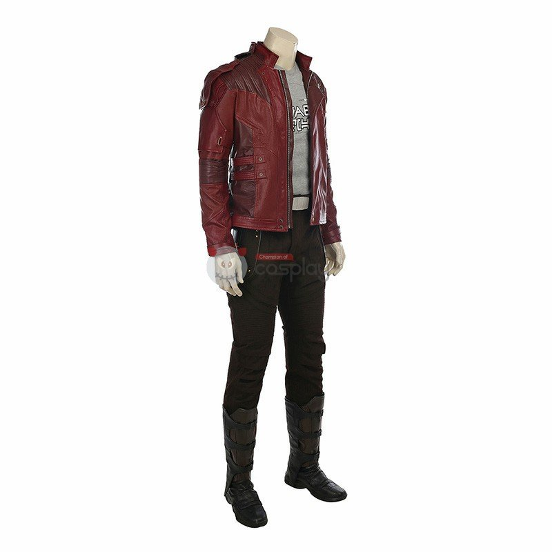 Guardians of The Galaxy Costume Star-Lord Cosplay Costumes