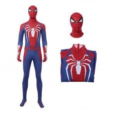 Spider-Man Playstation 4 Cosplay Costumes Suit Top Level