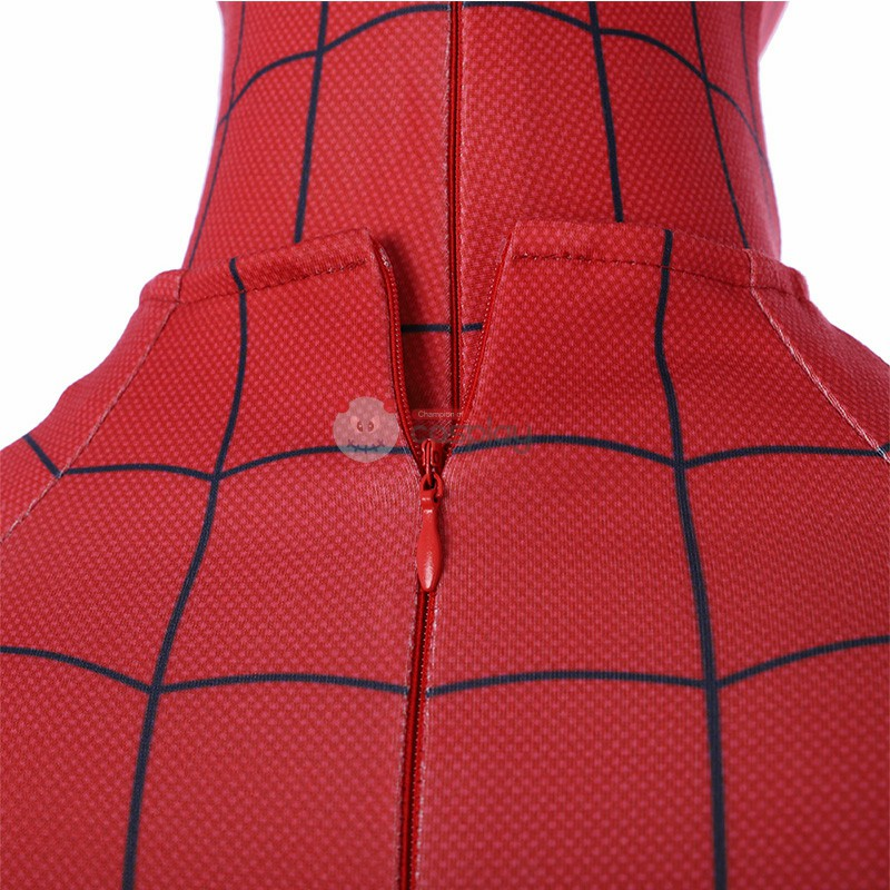 Spider Man Cosplay Costume Luxury Suit for PS4
