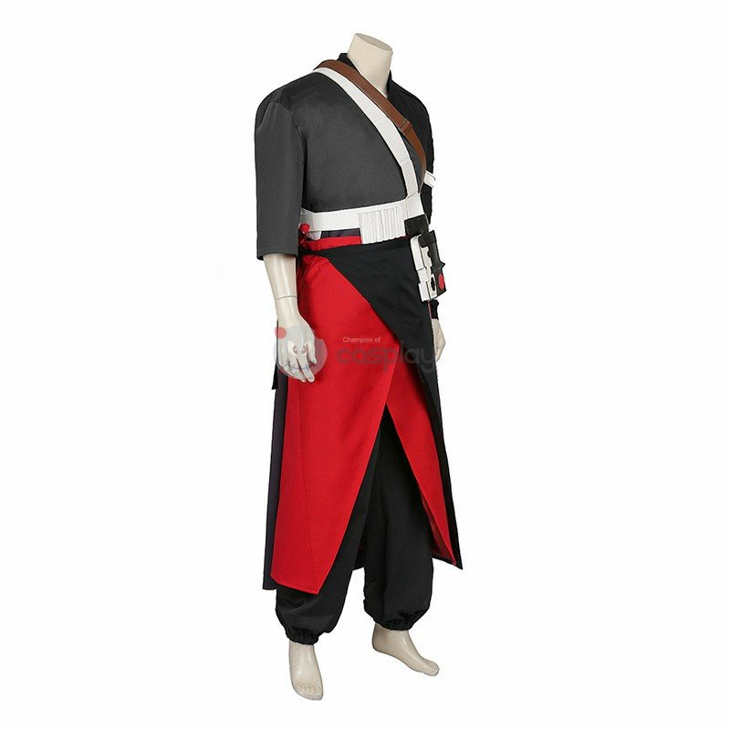 Rogue One A Star Wars Story Chirrut Îmwe Cosplay Costume Full Set Halloween Suit
