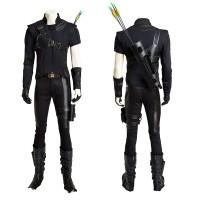 Marvel Captain America Civil War Hawkeye Clint Barton Cosplay Costume