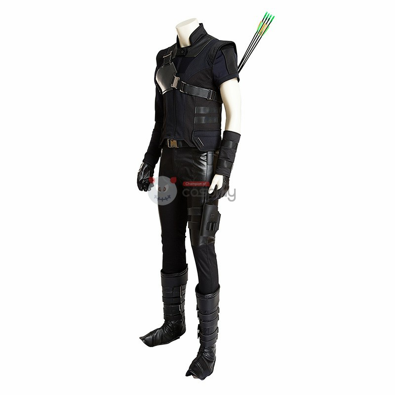 Marvel Captain America Civil War Hawkeye Clint Barton Cosplay Costume