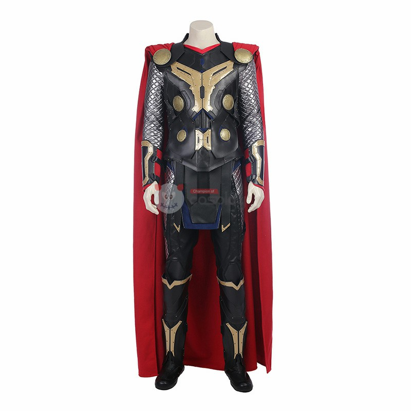 Thor The Dark World Cosplay Costume Top Level Thor Costume