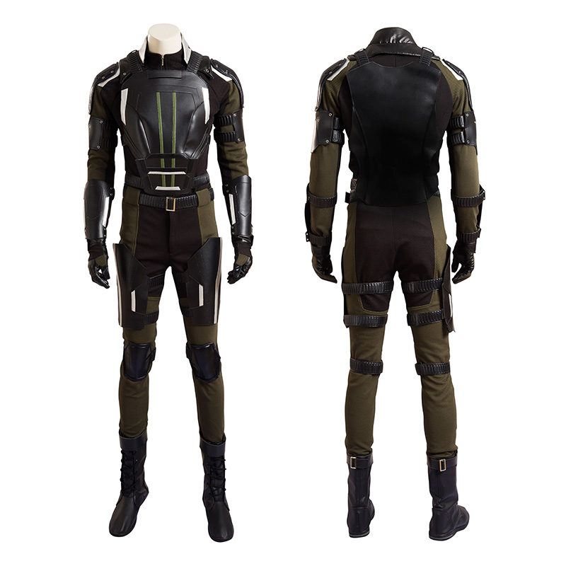 X-Men Apocalypse Cyclops Costume Scott Summers Cosplay Costume Top Level