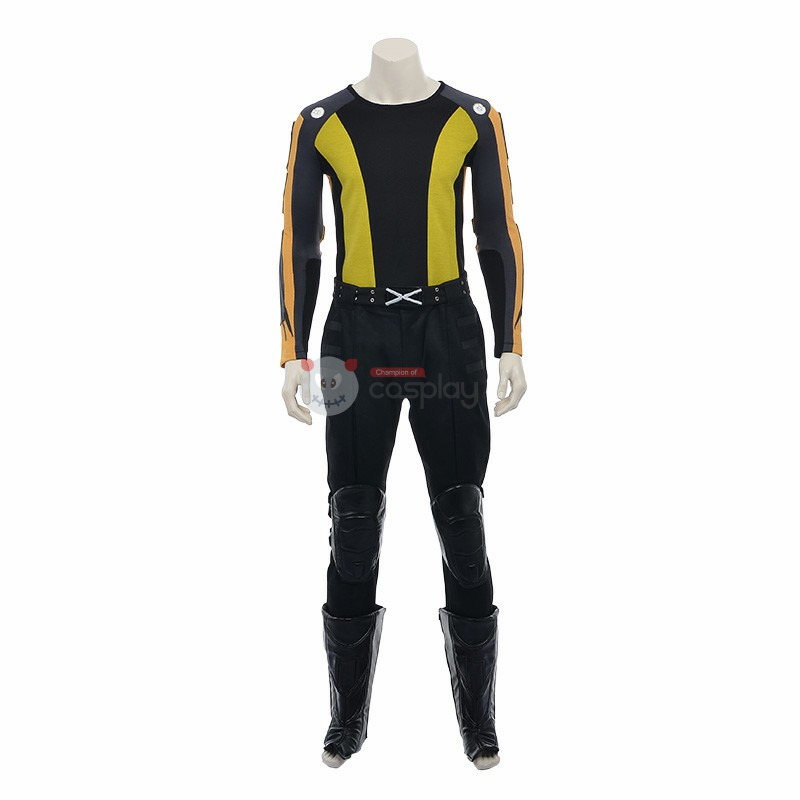 X-Men First Class Professor X Costume Professor Charles Xavier Cosplay Costume Top Level