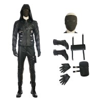 Green Arrow Season 5 Prometheus Cosplay Costume