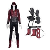 Red Arrow Thea Queen Cosplay Costume