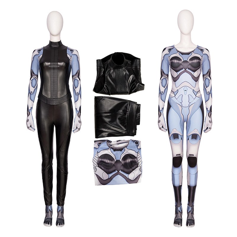 Alita Costume Alita Battle Angel Cosplay Costumes