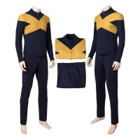 2019 X-Men Dark Phoenix Scott Summers Cyclops Cosplay Costume