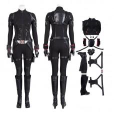 Ready To Ship Black Widow Costume Avengers Endgame Natasha Romanoff Cosplay Costume