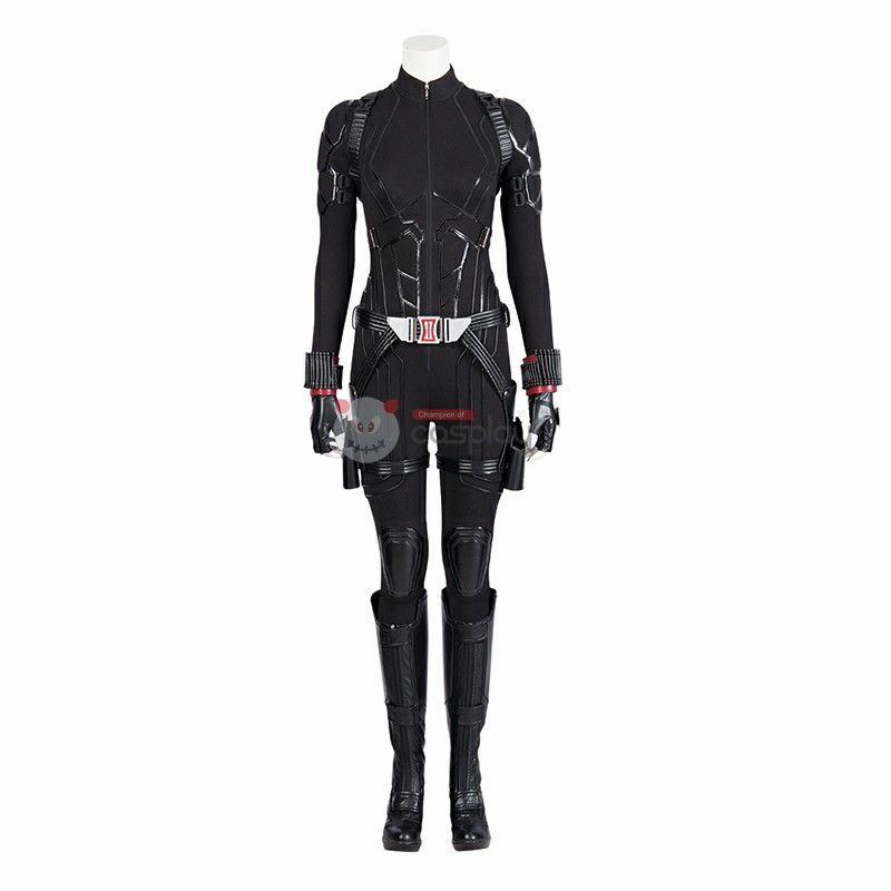 Black Widow Costume Avengers Endgame Natasha Romanoff Cosplay Costume