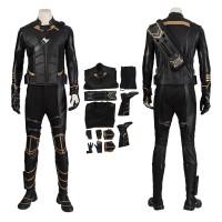 Hawkeye Costume Avengers Endgame Clinton Barton Cosplay Costumes