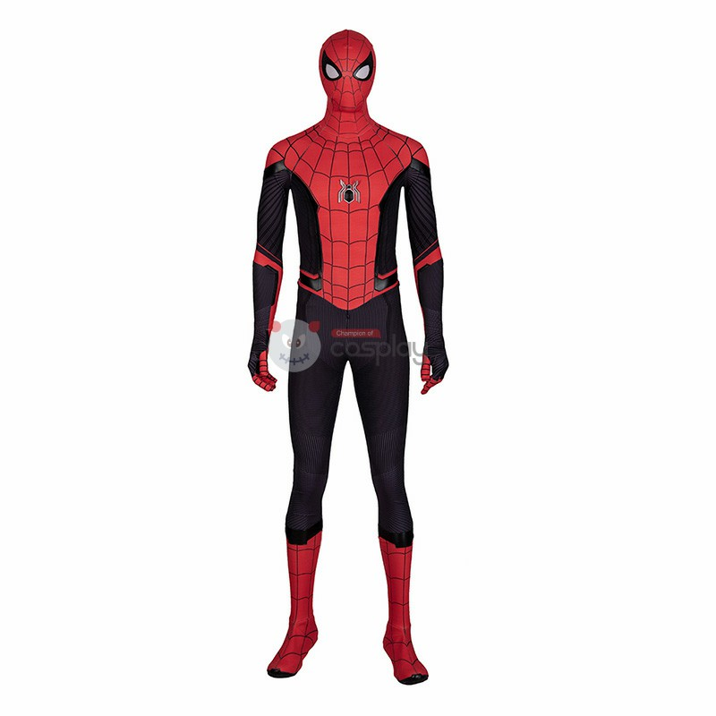 Spider-Man Costume Spider Man Far From Home Cosplay Costumes