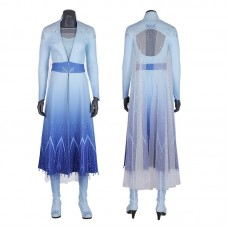 Elsa Costume Frozen 2 Cosplay Costume