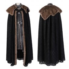 Jon Snow Costume Game Of Thrones Season 8 Cosplay Costumes