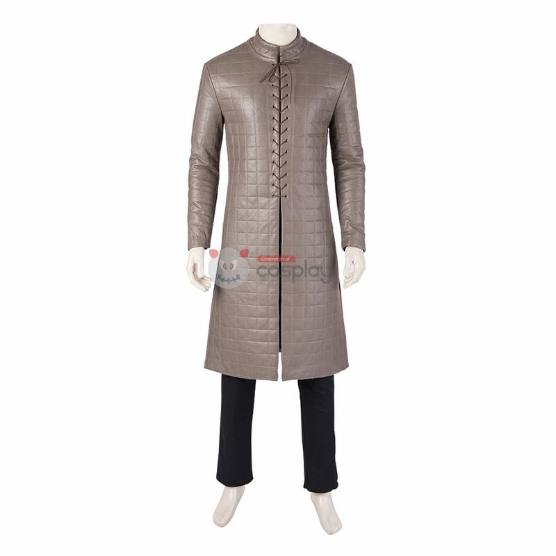 Jon Snow Costume Game Of Thrones Season 8 Cosplay Costumes