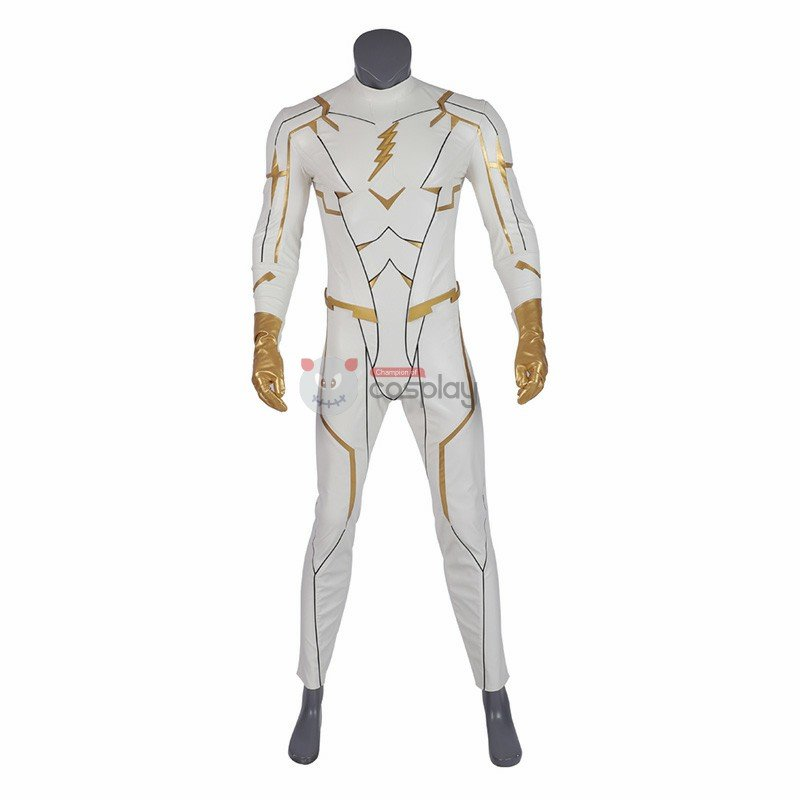 Godspeed Costume The Flash Season 5 Cosplay Costume