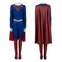 Supergirl Costumes Supergirl Season 5 Kara Zor-El Cosplay Costumes