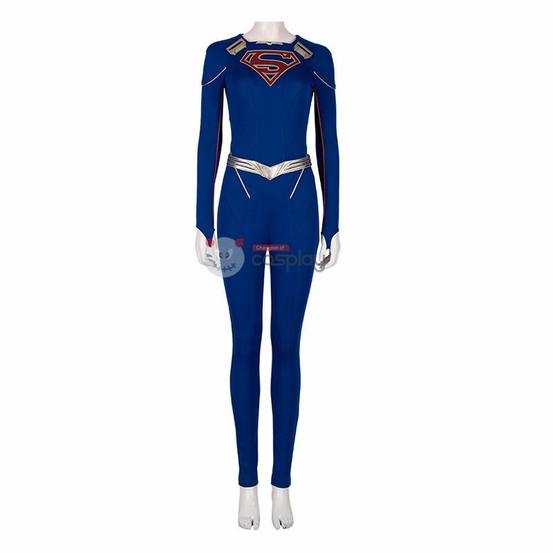 Supergirl Costumes Supergirl Season 5 Kara Zor-El Cosplay Costumes