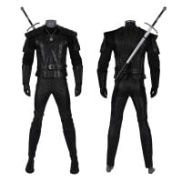 Geralt Costumes The Witcher Cosplay Costumes