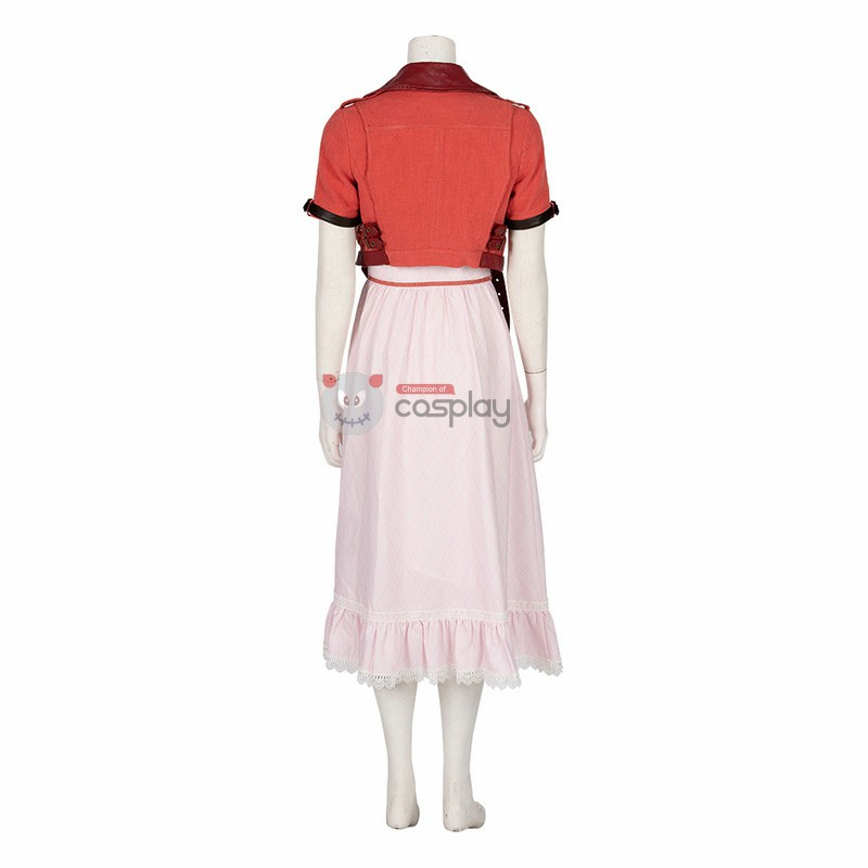 Alice Costume Final Fantasy VII Remake Cosplay Costume