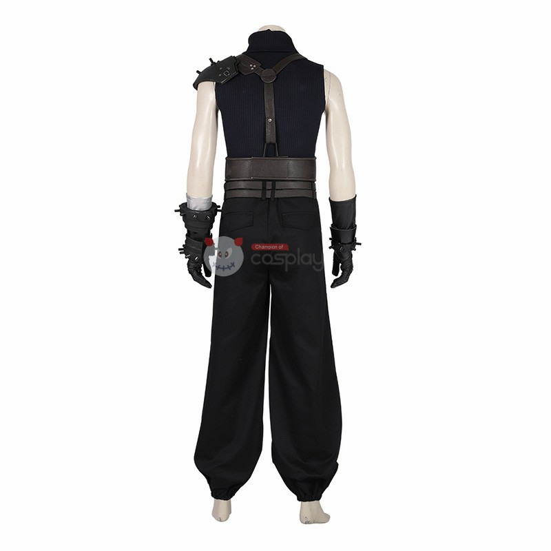 Cloud Strife Costume Final Fantasy VII Remake Cosplay Costume